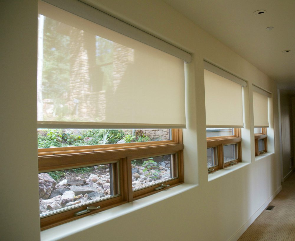 If You Are Considering Motorized Blinds Roller Shades Should Not Be Overlooked